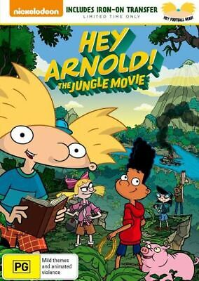 Hey Arnold!: The Jungle Movie (Includes Iron-On Transfer)