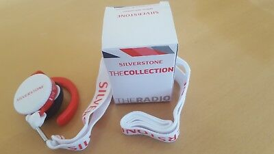 Silverstone Formel 1 Earwig The Collection Radio