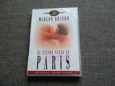 Dvd El Ultimo Tango En Paris - Marlon Brando - Sealed - New - Precintado