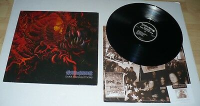 CARNAGE - Dark recollections L/ Entombed Dismember Nihilist Hellhammer Bloodbath