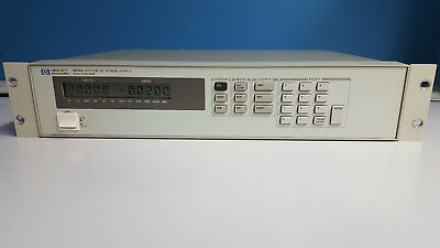 AGILENT HP 6632A Stromversorgung Power Supply 20V 5A Labornetzteil