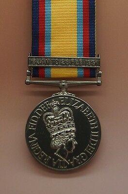 Full Size Gulf War Medal With 16 Jan to 28 Feb 1991 Clasp