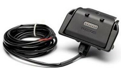 Genuine TomTom Rider 5 2013 v5 Powered Dock & Charger With Battery Cable