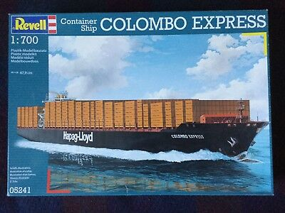 """Revell 1:700 Containerschiff """"Colombo Express"""" 05241"""
