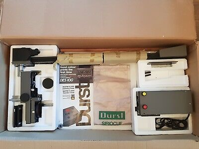 Durst M305 Colour Enlarger Still New + Unused In original Packaging!! See Pics!!