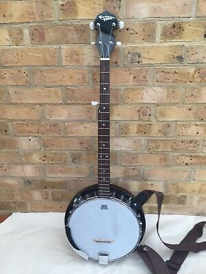 Countryman 5 string banjo.