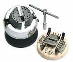 """5"""" Engraving Block Ball Vise Setting Jewelry Rubber Base w/ 34 Attachments"""
