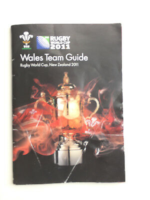 Wales Team Guide: Rugby Union World Cup New Zealand 2011