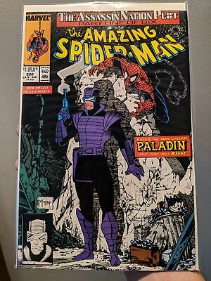Amazing Spider-Man (1963 series) #320 in Near Mint Todd McFarlane