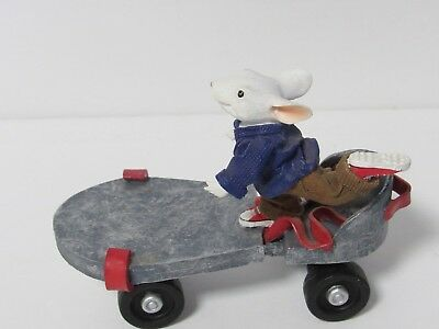 Madame Alexander Stuart Little Rollerskating Skating Stuart c. 2000 Numbered