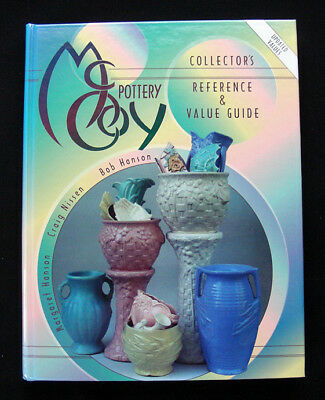 McCoy Pottery Collector's Reference & Value Guide ~ 320 Pages, Like New