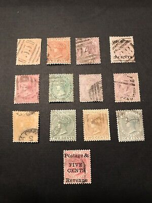 Ceylon Stamps Early