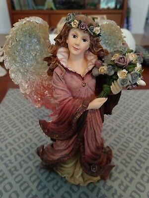 Charming Angels Collection (Boyds) VIVIANA Guardian of Love 5E/104