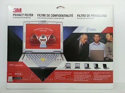 "3M PF19.0 Privacy Filter for 19"" Notebooks / LCD Monitors"