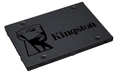 "Kingston SSD A400 - Disco duro sólido, 2.5"", SATA 3, 480 GB"