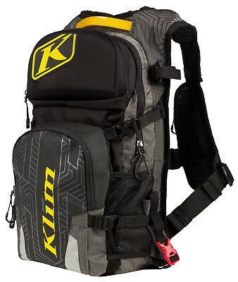 Klim Combo Back Country Probe Shovel Gray Nac Pak Backpack Mountain Snowmobile