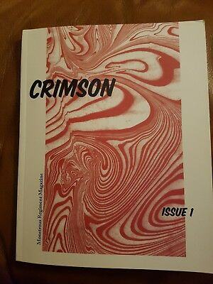 Crimson Issue 1 Monstrous Regiment Magazine