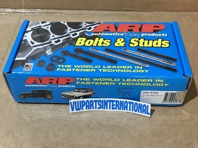 VW Golf MK2 MK3 VR6 ARP Cylinder Head Stud Bolts Kit New Performance Track Turbo
