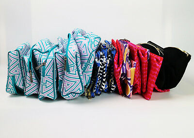 NEW! Lot of 31X  Mixed Brands Cosmetic Makeup Bag Pouch Case