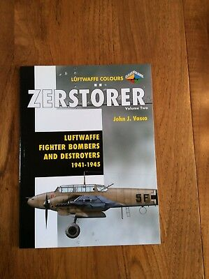 luftwaffe colours book