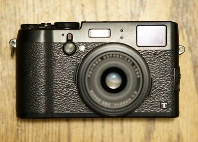 Fujifilm X Series X100T - includes many accessories and free shipping