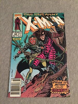 uncanny x-men 266 Newstand Edition Great Looking