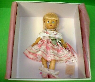 Madame Alexander WOODEN WENDY Jointed Doll Limited Edition #750 New Old Stock