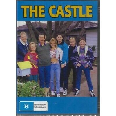 The Castle  Michael Caton - Dvd(Australian Shipping Free)
