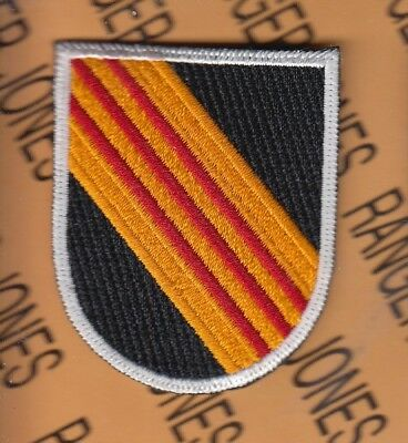 Airsoft US Army 5th Special Forces Task Force 1 CCN COMMO TF1A Uniform patch Aufnäher