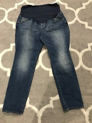 NWOT Old Navy Skinny Maternity Jeans Size 18 Short