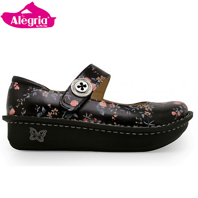 ALEGRIA Paloma Nursing Shoes Slip On Women's Work Working Hospitality Mary Jane