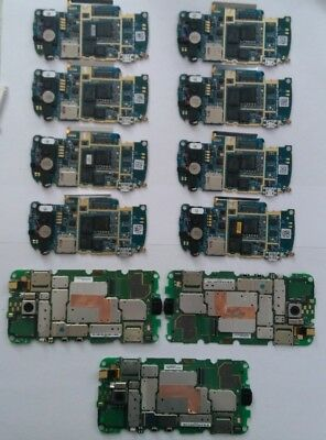 E-Waste Cellphone Boards Scrap  For Gold Recovery.