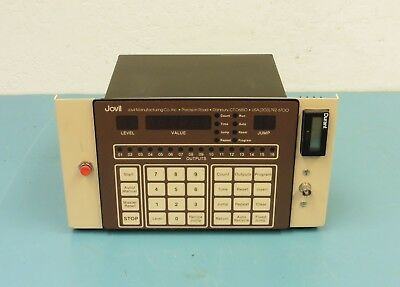 Jovil Mfg. / Durant 56450404 Wire Coil Winding Machine Controller