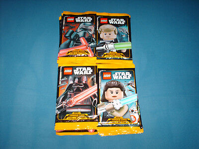 Lego® Star Wars™ Serie 1 Trading Card Game 25 Booster (125 Karten) - Neu & OVP