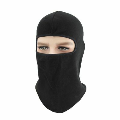 Outdoor Sports Full Face Mask Balaclava Thermal Fleece Hood Masks WW