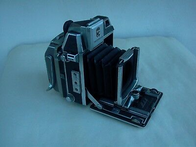 Linhof super technika 6x9 with super rollex back