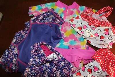 Bulk Lot Of Girls Swimmers - Size 1 - GREAT CONDITION