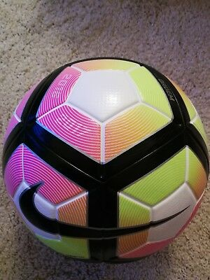 Nike Ordem 4 Official Match Ball FIFA Quality Approved Football 2016 2017 NEW