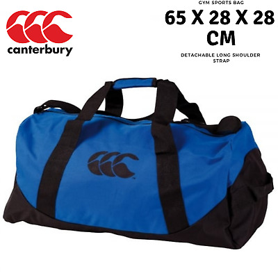 Canterbury 51L Packaway Bag Duffle Duffel Sports Travel - Ultramarine