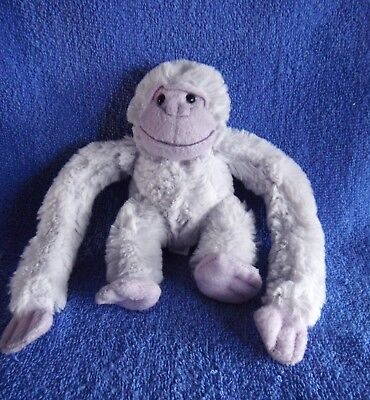 *1802*  Mauve Spider monkey - Animal Alley - plush