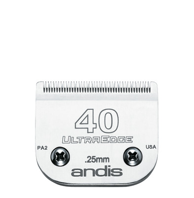 Andis UltraEdge Detachable Blade, Size 40 Genuine original Andis Blade