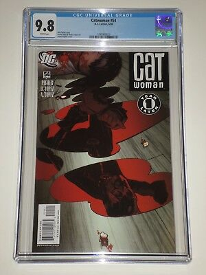 Catwoman 54 (June 2006) CGC Graded 9.8, Adam Hughes Cover