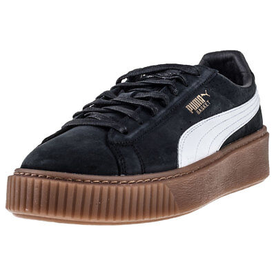 super popular b1a26 69ae6 Puma-Basket-Platform-Perf-Gum-Womens-Black-White.jpg
