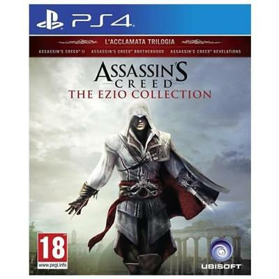 UBISOFT PS4 - Assassin's Creed The Ezio Collection
