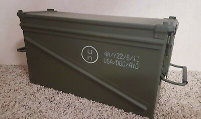 Military Surplus 40mm PA-120 Large Ammo Can