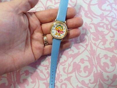 Care Bears 1983 Wrist Watch Bradley Time Division New Old Stock Wind And Go