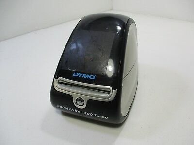 FOR PARTS REPAIR Dymo Labelwriter 450 Turbo Thermal Label