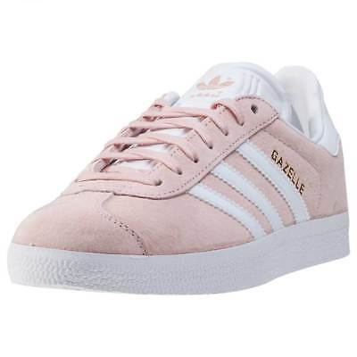 premium selection bfc87 7204a adidas Gazelle Unisex Blush Pink Suede Baskets
