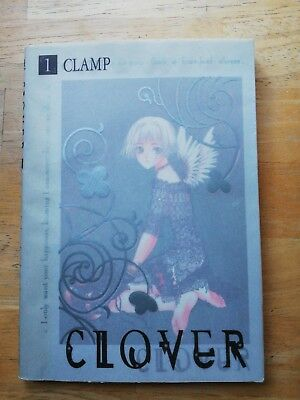 Clover - Manga Book by CLAMP