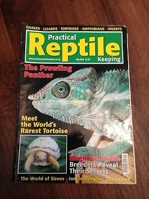 Practical Reptile Keeping Magazine - May 2010 - Prowling Panther Chameleon